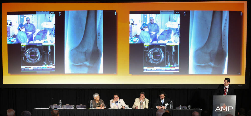 Medical Conference Photography of Doctors at panel session