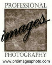 Professional Images Photography Logo