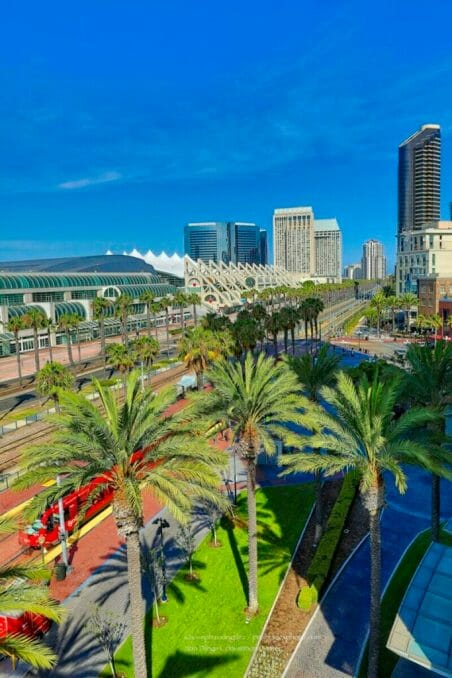 Photo of San Diego Convention Center