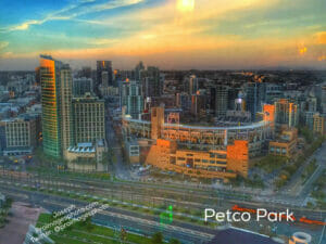 Photo-Petco-Park-Baseball-Stadium of-the-San-Diego-Padres