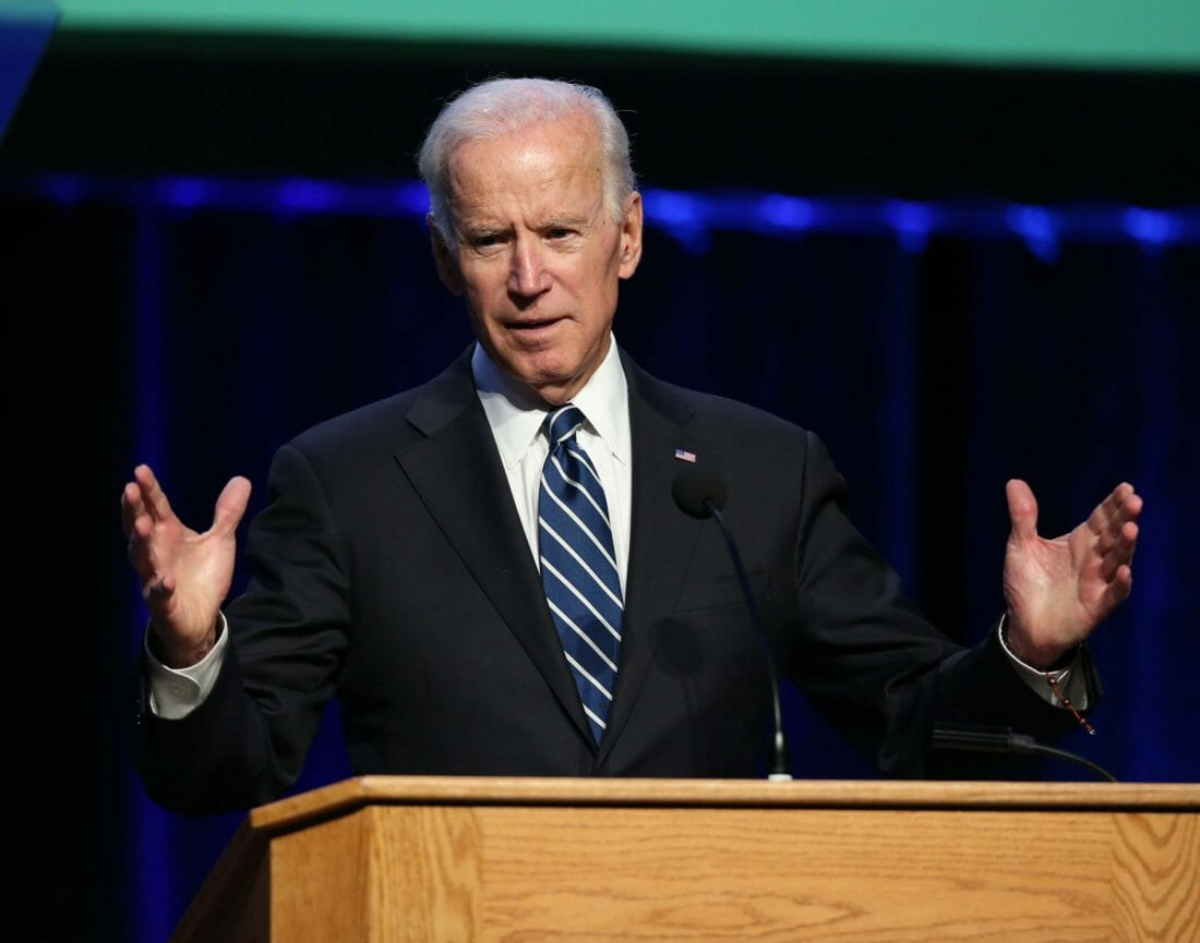 Convention and Conference Photography of President Joe Biden
