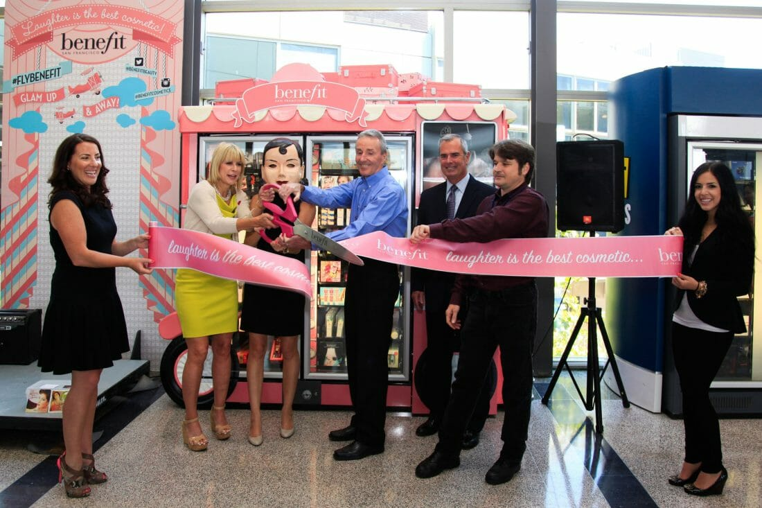 Convention and Corporate Photography of Ribbon Cutting Ceremony.