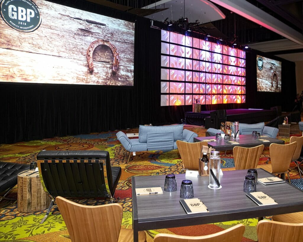 Meeting Photography of breakout room at the JW Marriott San Antonio Hill Country Resort and Spa.