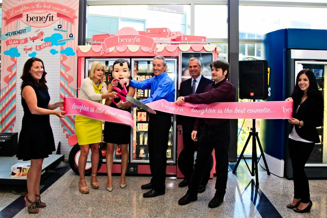 Austin Event Photography of Ribbon Cutting at Austin Bergstrom Airport